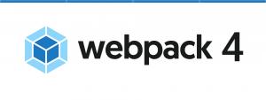 Webpack4 logo