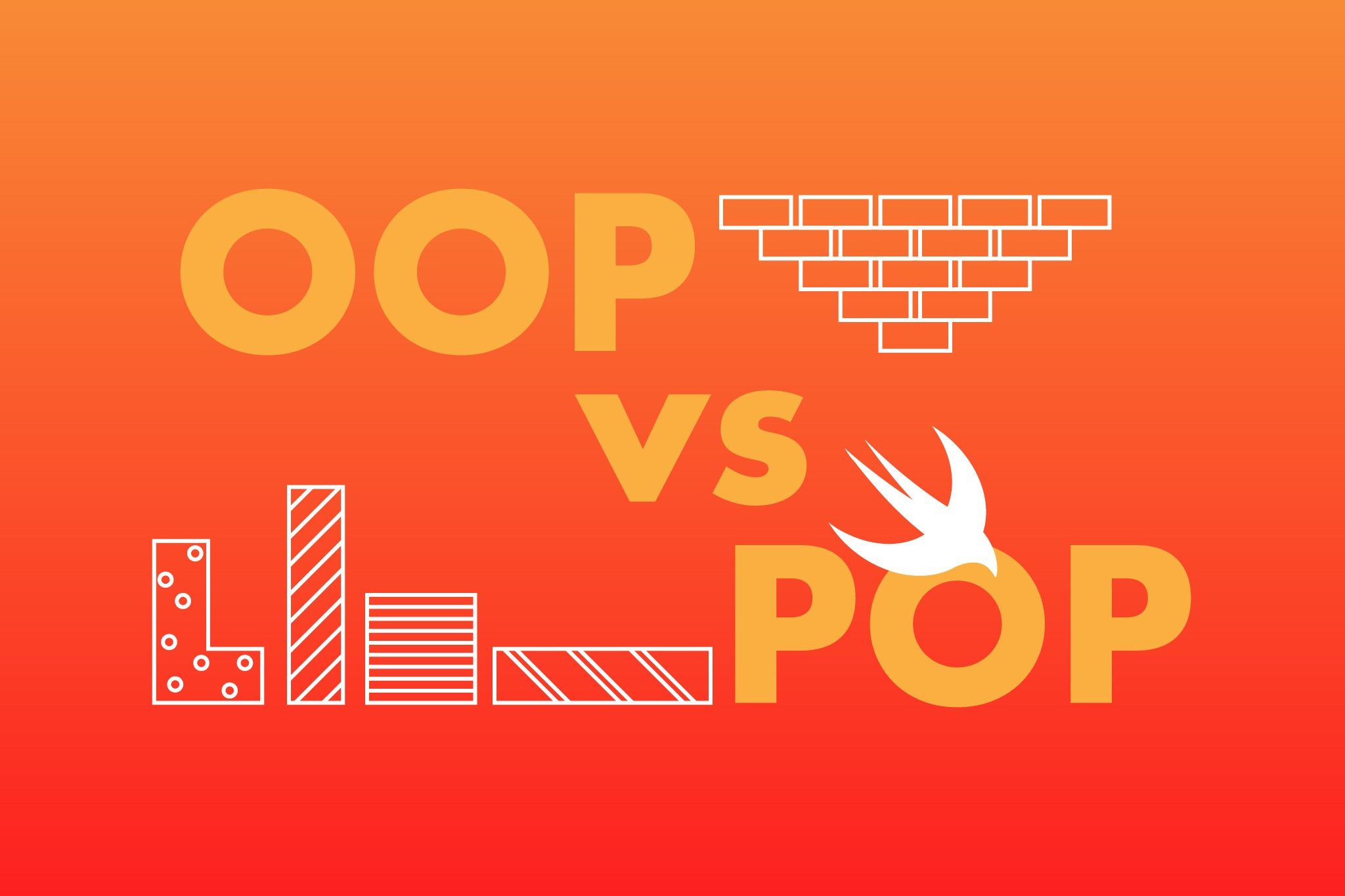 Protocol-oriented programming vs object-oriented in Swift: translating complicated world into simple code