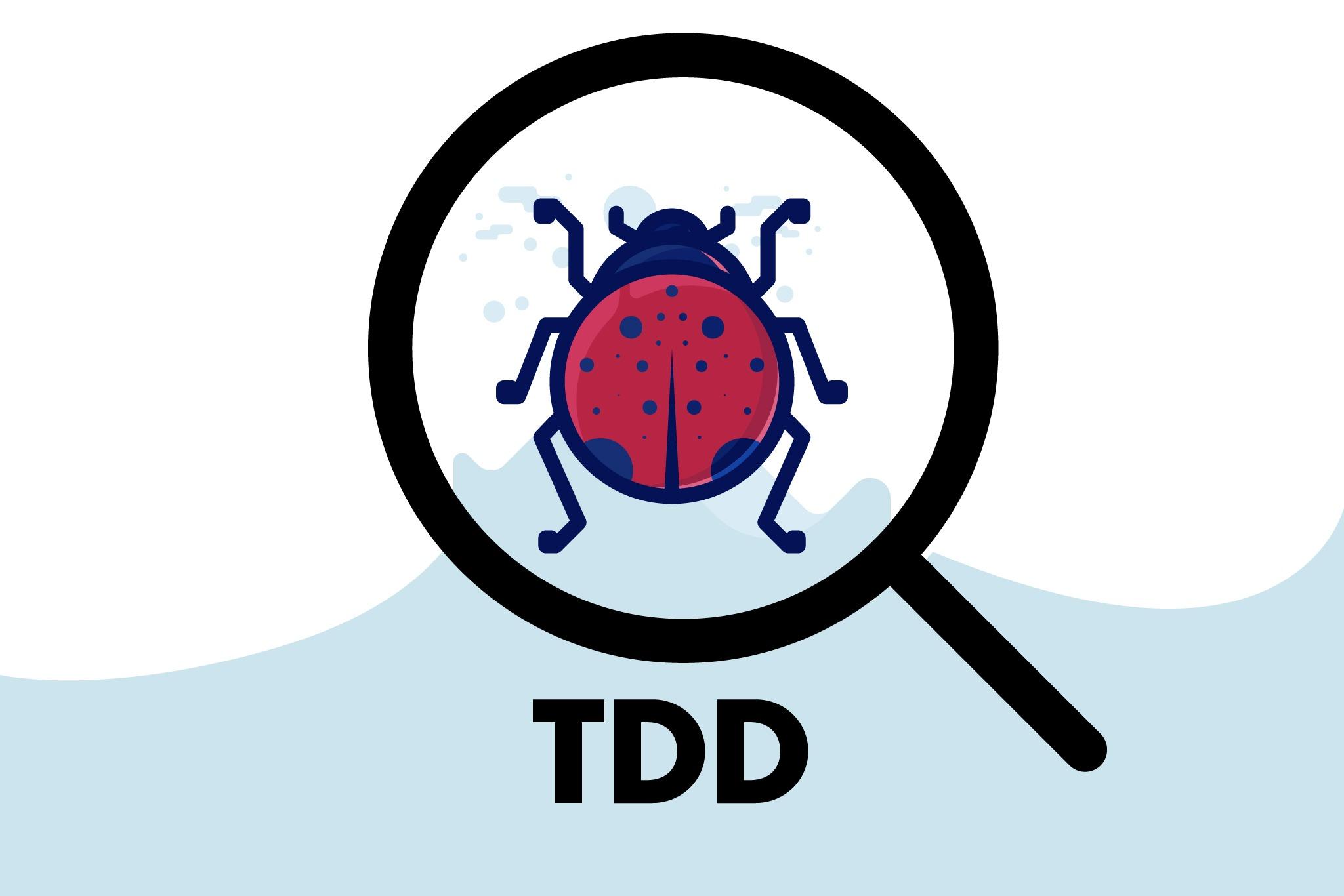 Model view presenter for test-driven-development | TSH io