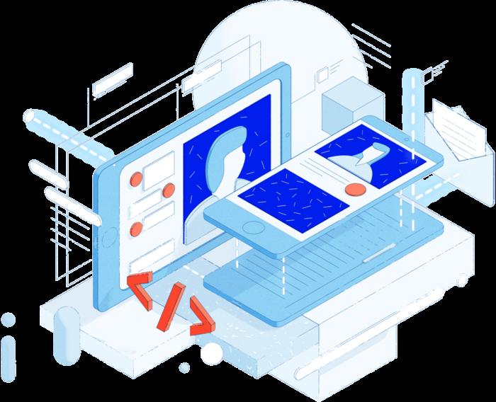 Custom mobile development