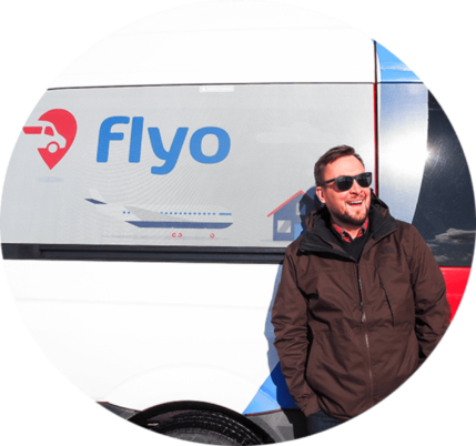 Flyo air shuttle system case study