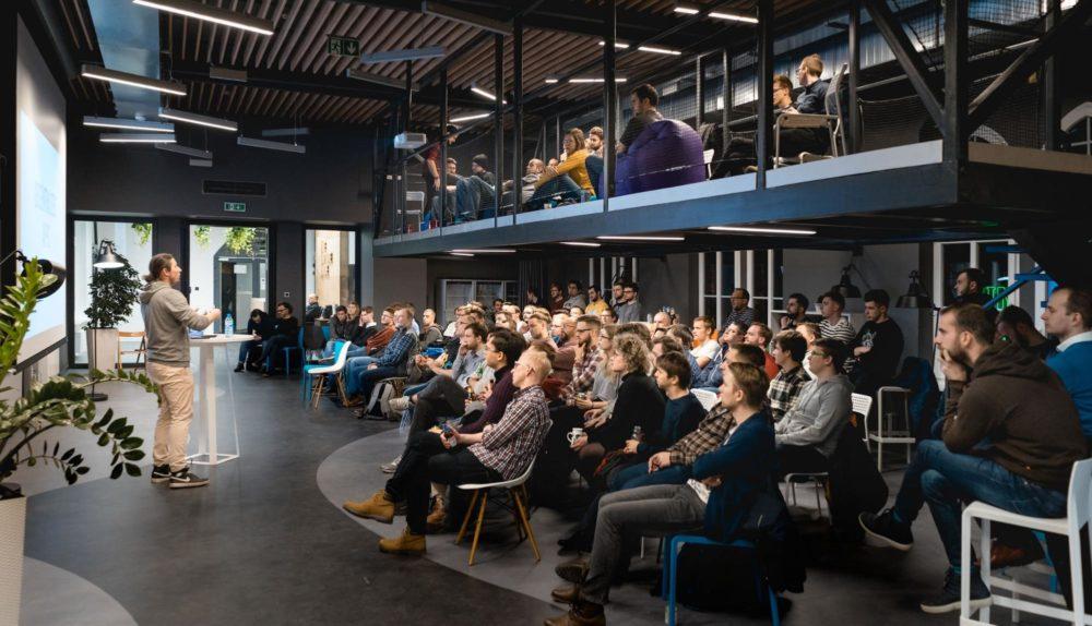 uszanowanko programowanko meetup for developers by the software house