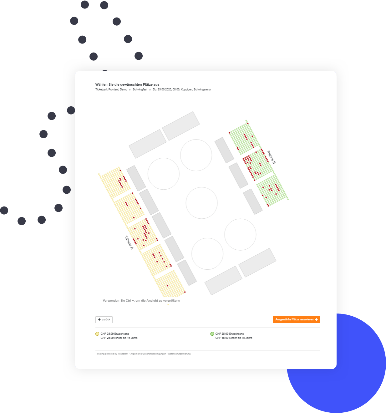 Ticketpark ticketing platform case study