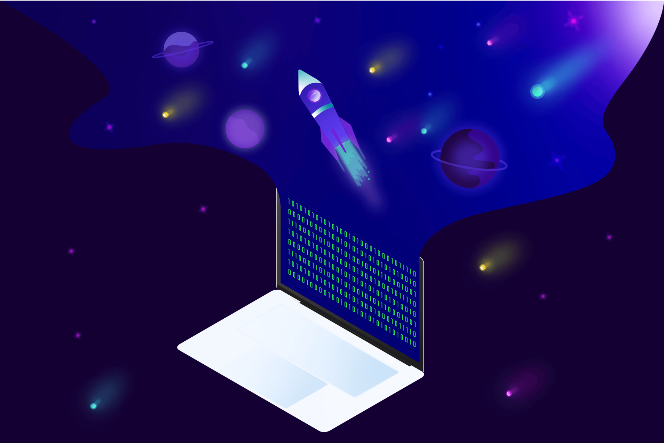What can web developers learn from the space industry? | TSH io