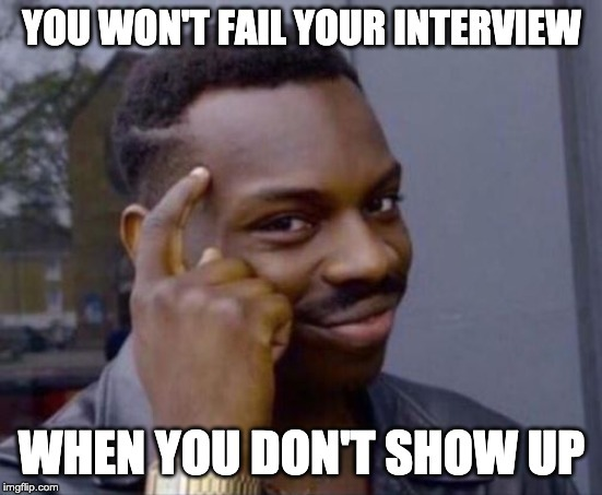 Node.js developers interview advice funny