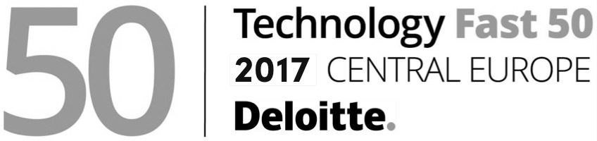 Deloitte Technology Fast 50 CE award