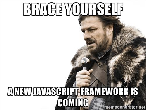 svelte js, new javascript framework on the market