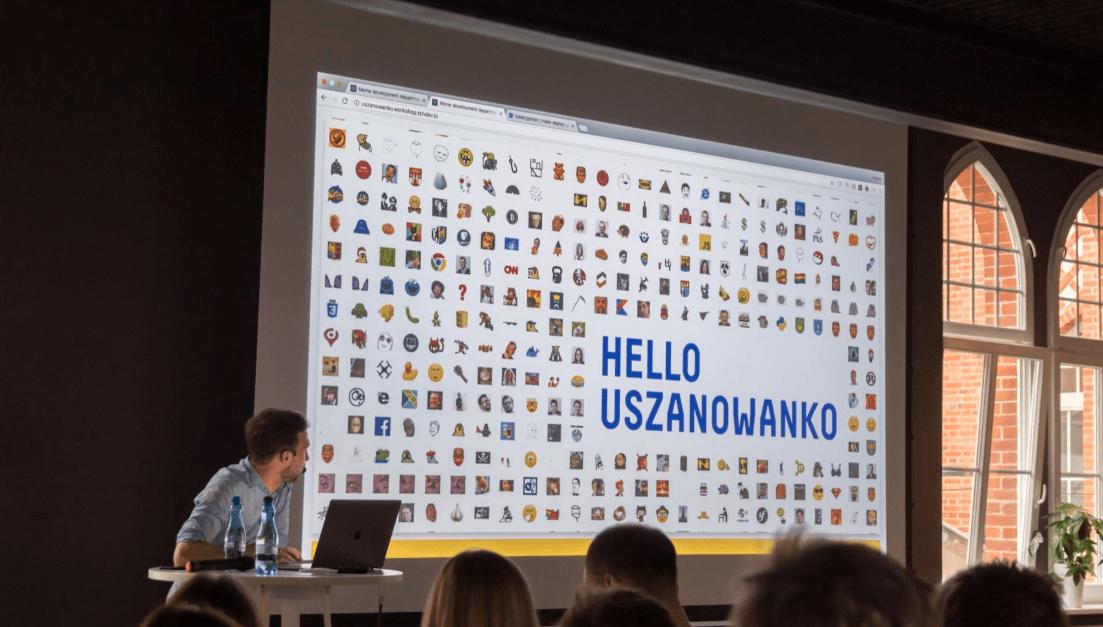 Uszanowanko Programowanko meetup by TSH