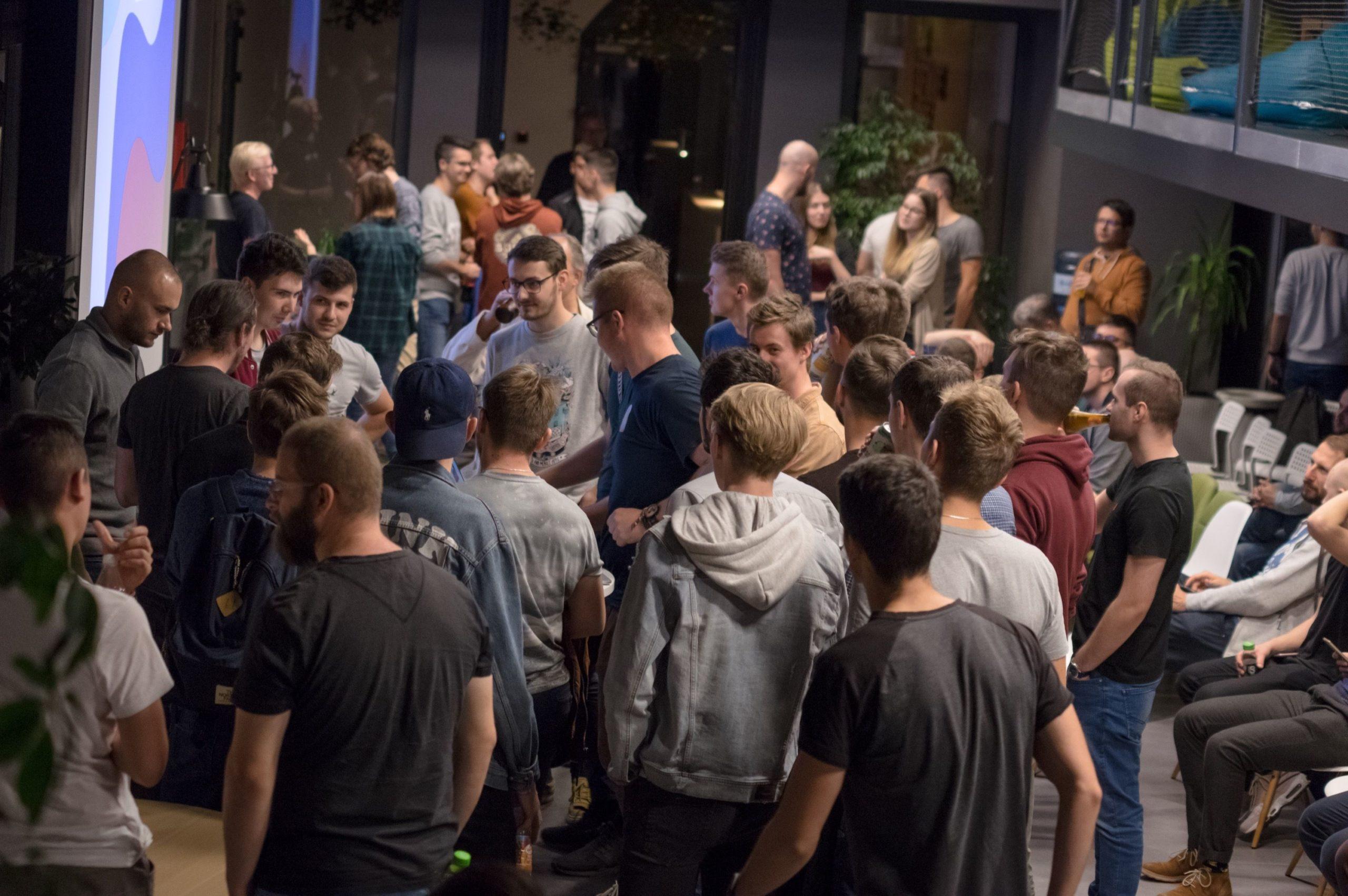 Uszanowanko programowanko local meetup Gliwice