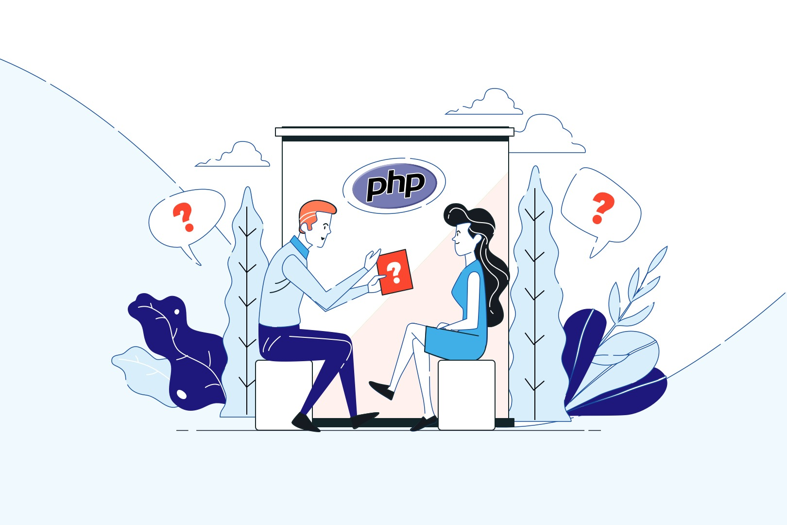 Most PHP interview questions articles are of little help. Here's what you may actually expect