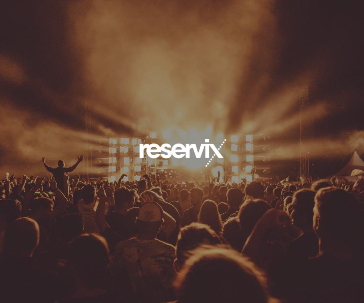 reservix portfolio cover