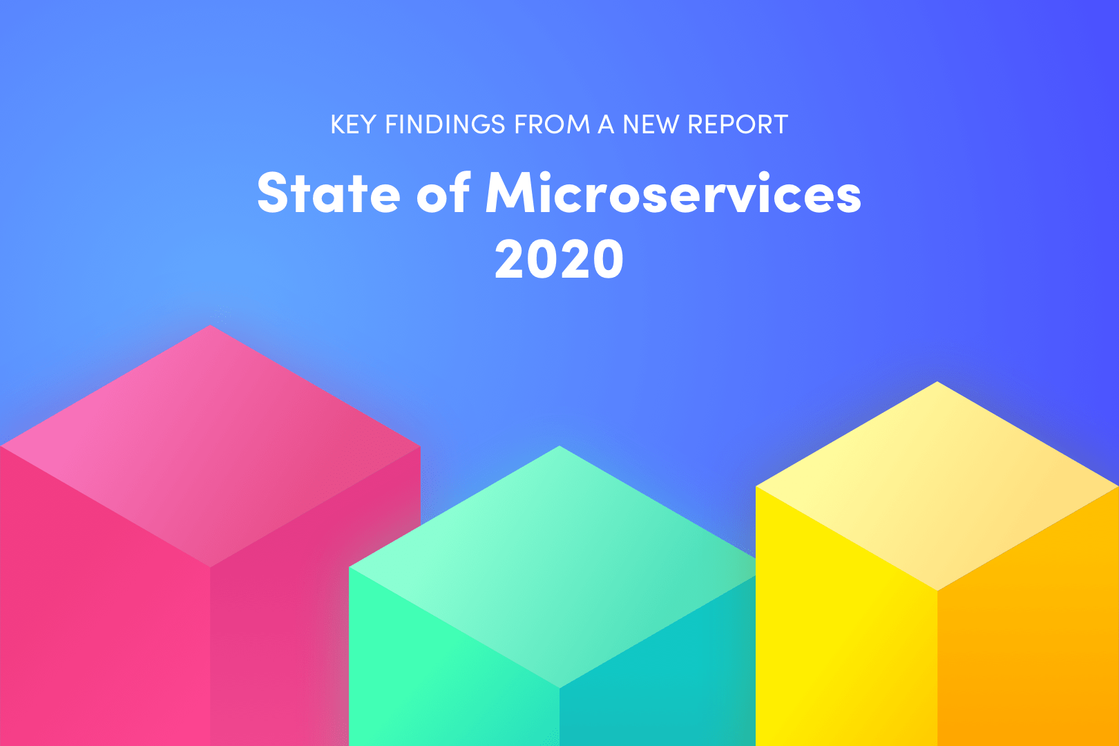 What are microservices and their state in 2020? Six key findings from the brand new report