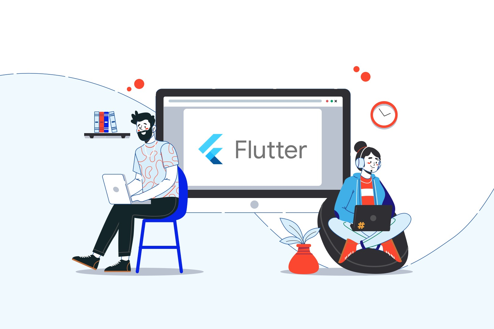 Flutter tutorial: How I learned to use this framework