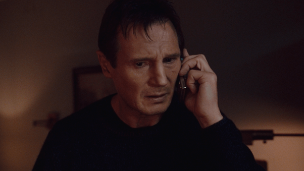how to become a project manager in it meme liam neeson with telephone