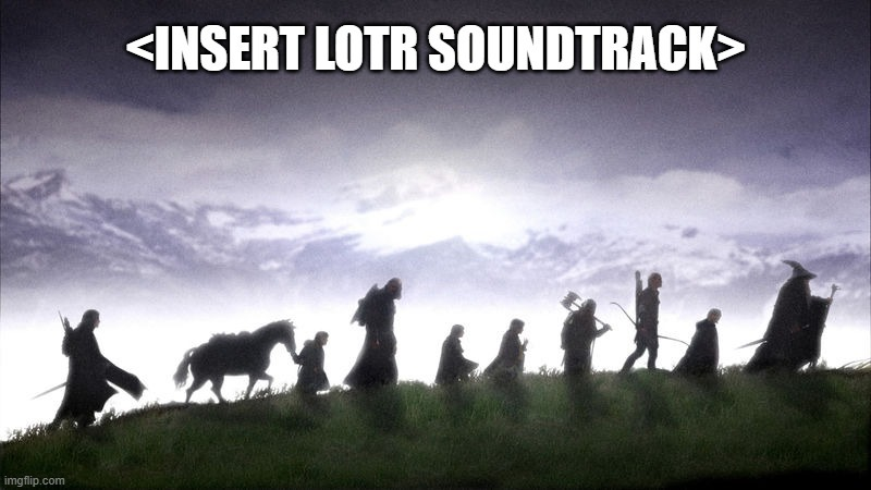 Software development team structure lord of the rings meme