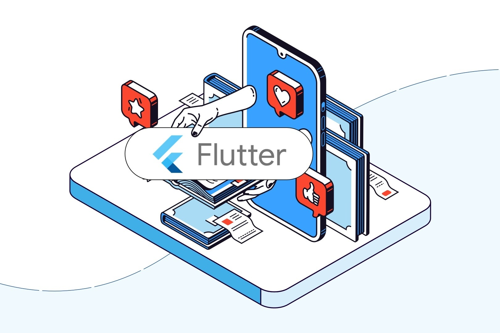 Flutter resources: how can you learn Flutter yourself?