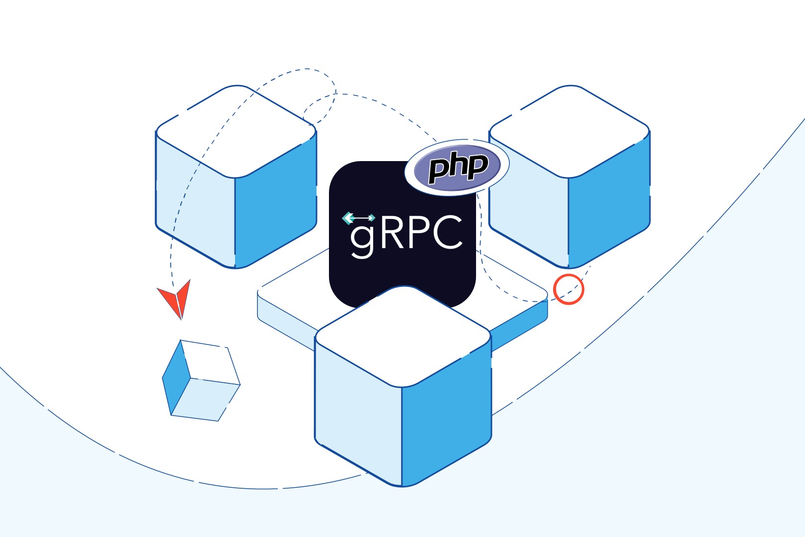 How to connect with gRPC service in PHP application? gRPC PHP tutorial