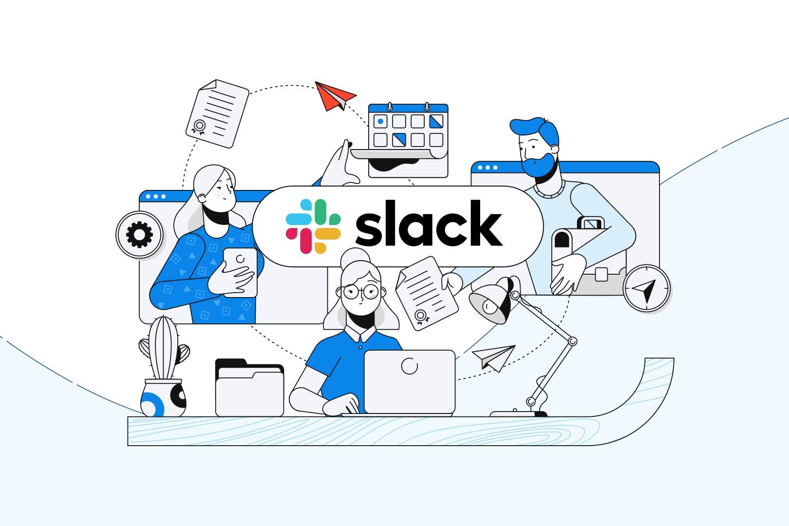 Slack integration. How to build a Slack app?