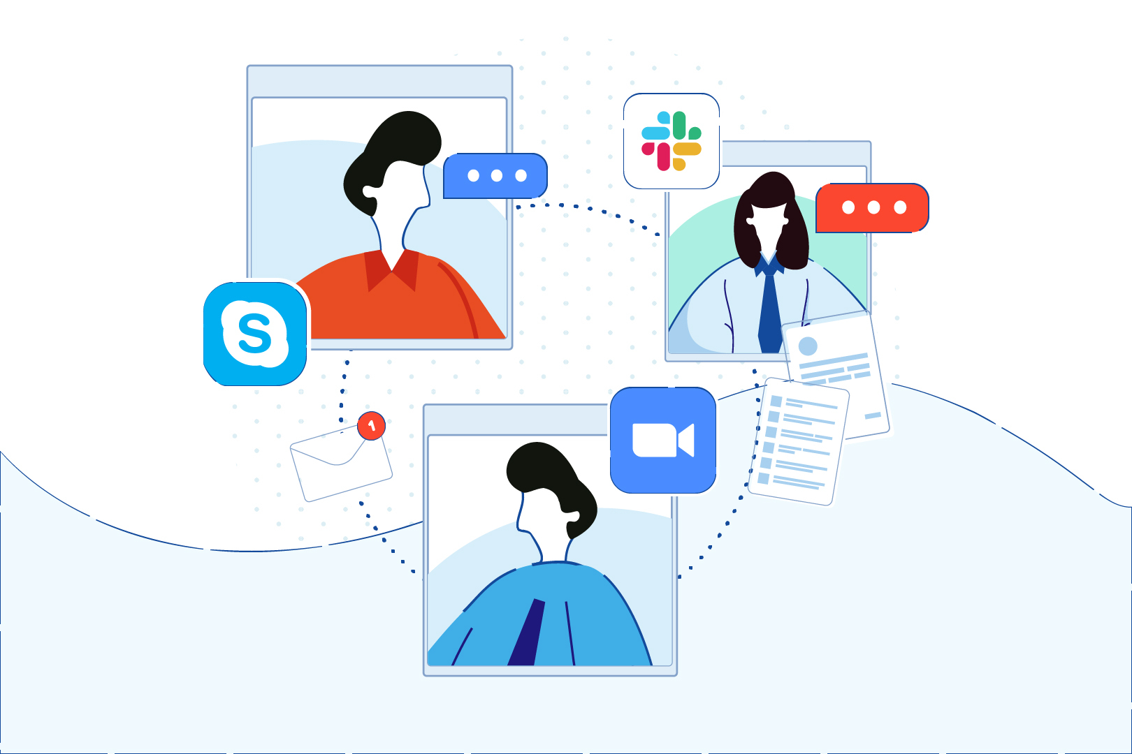 A few tips on improving remote team communication culture