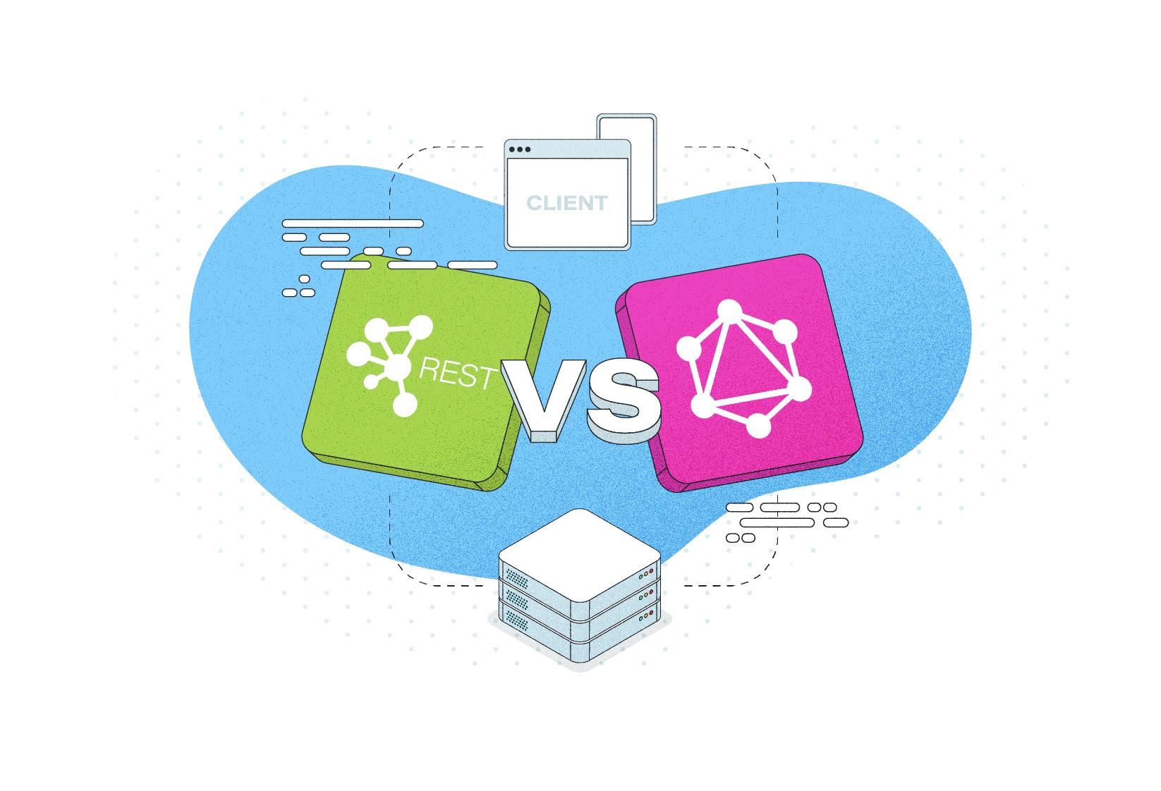 GraphQL vs REST – the battle of API designs