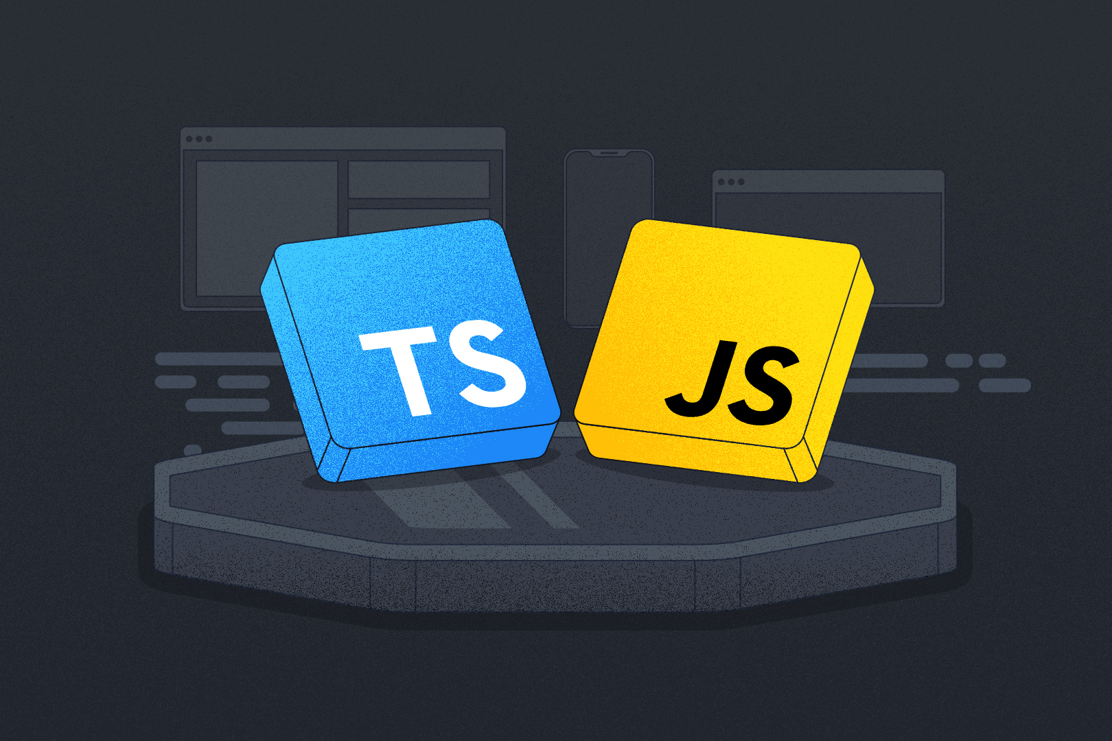 TypeScript vs JavaScript – the state of the struggle in 2021