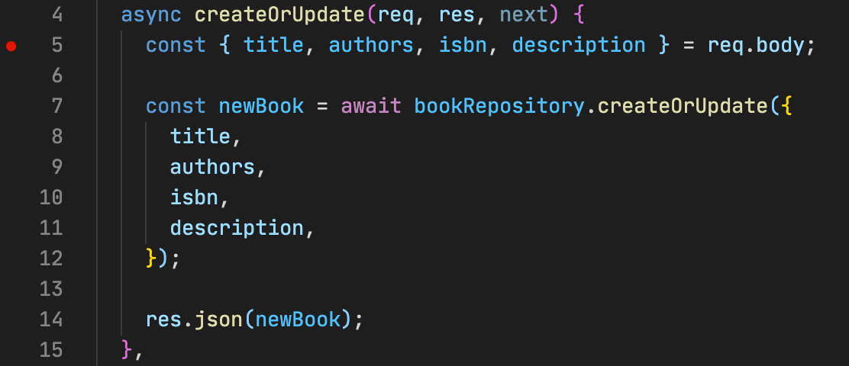node js debugger