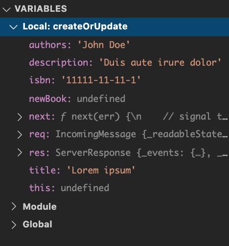 run configuration node js debug session