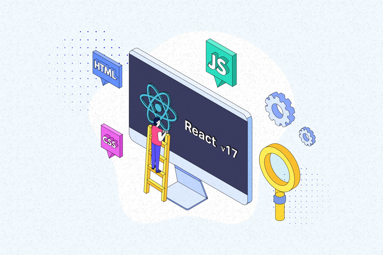 React latest version – the no-features version 17 changes more than you think
