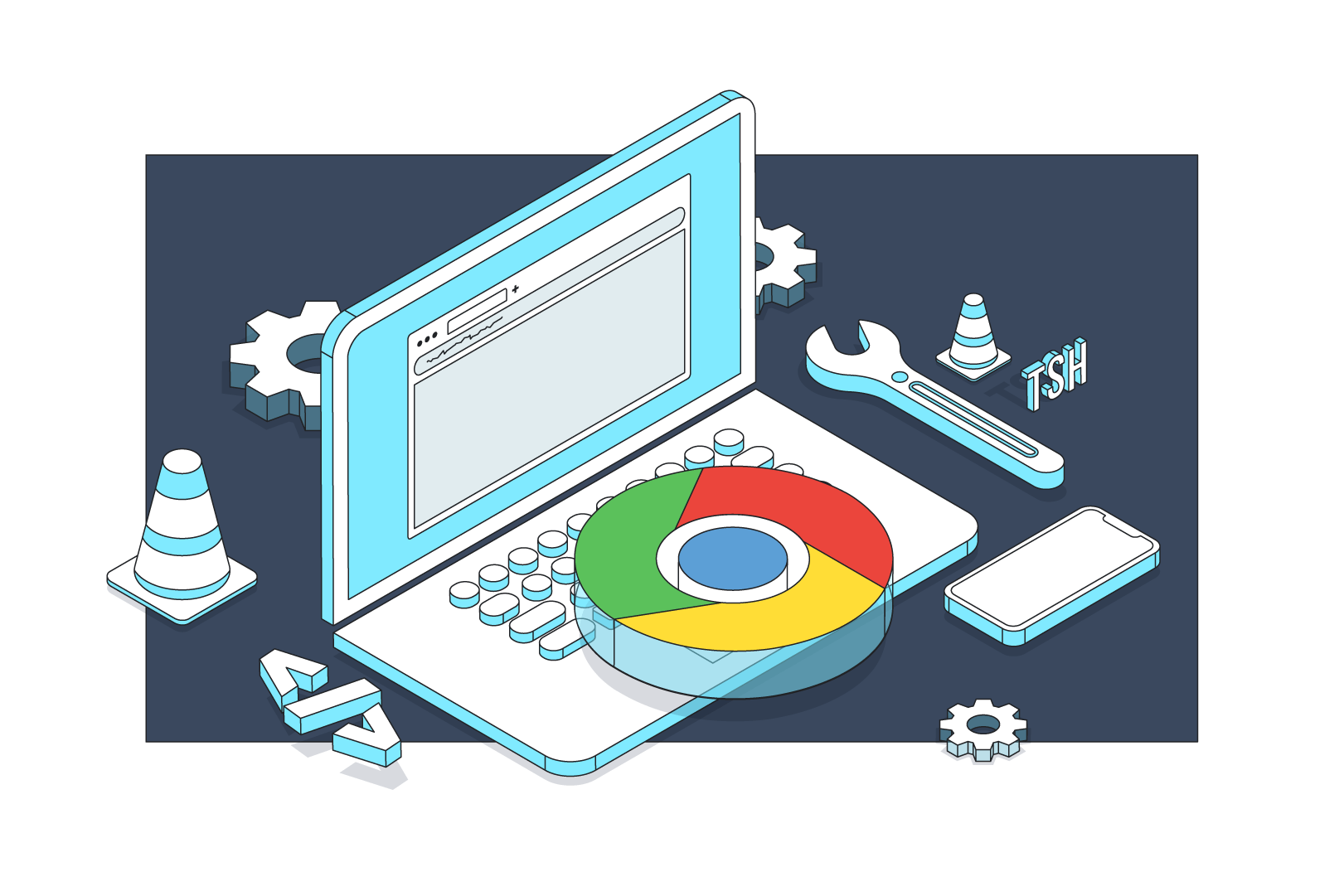 New Chrome features – practical tutorial for developers