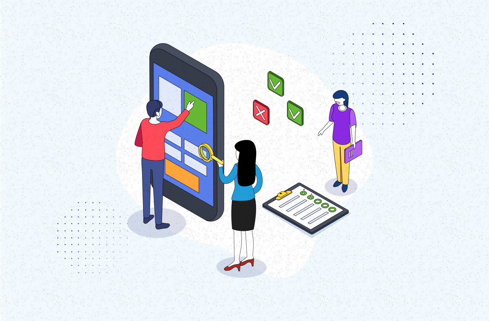 Easy-to-understand usability testing examples for improving software product quality and user satisfaction