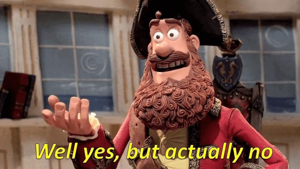 typescript is a superset of javasctip meme