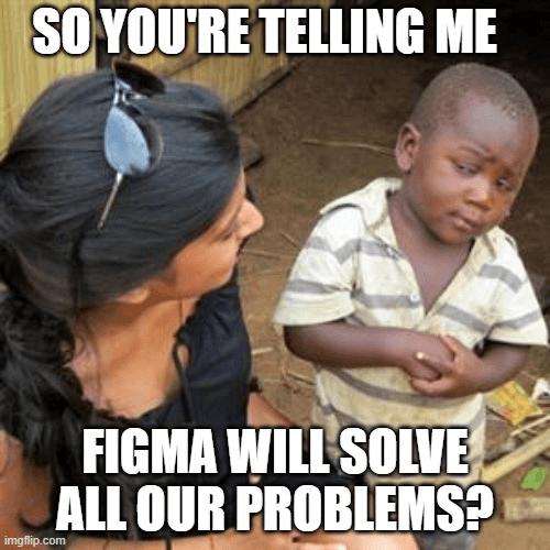 how to use figma meme