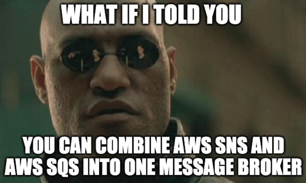 message broker meme