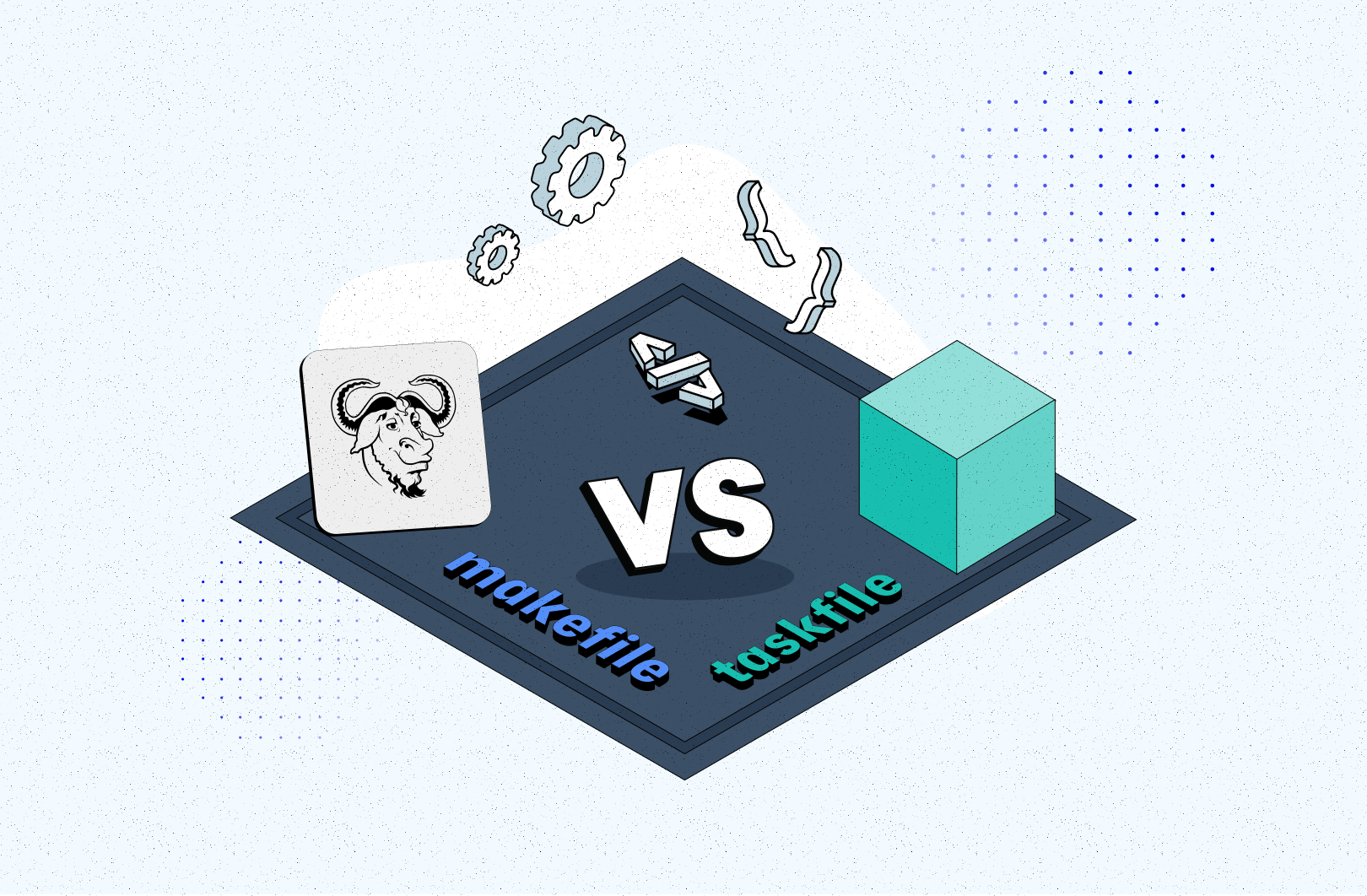 GNU make or Taskfile – the battle of automation tools. Let's make the developer's life easier!