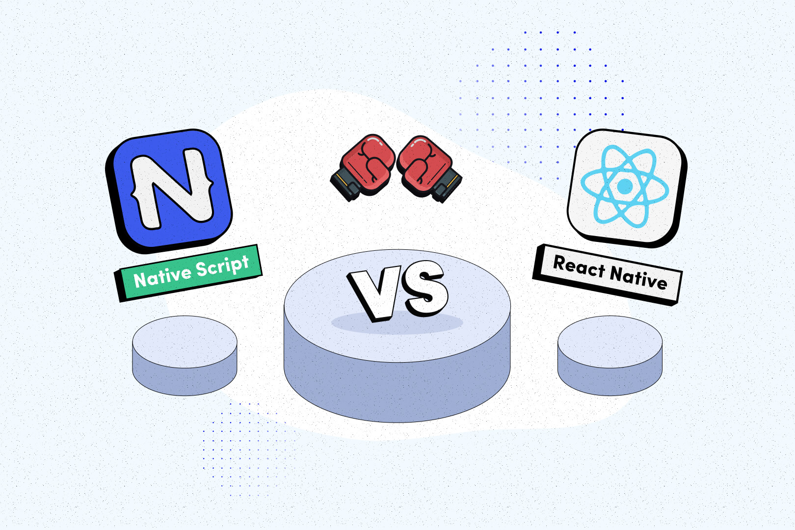 React Native vs NativeScript. Is React Native really the only choice for JavaScript mobile apps?