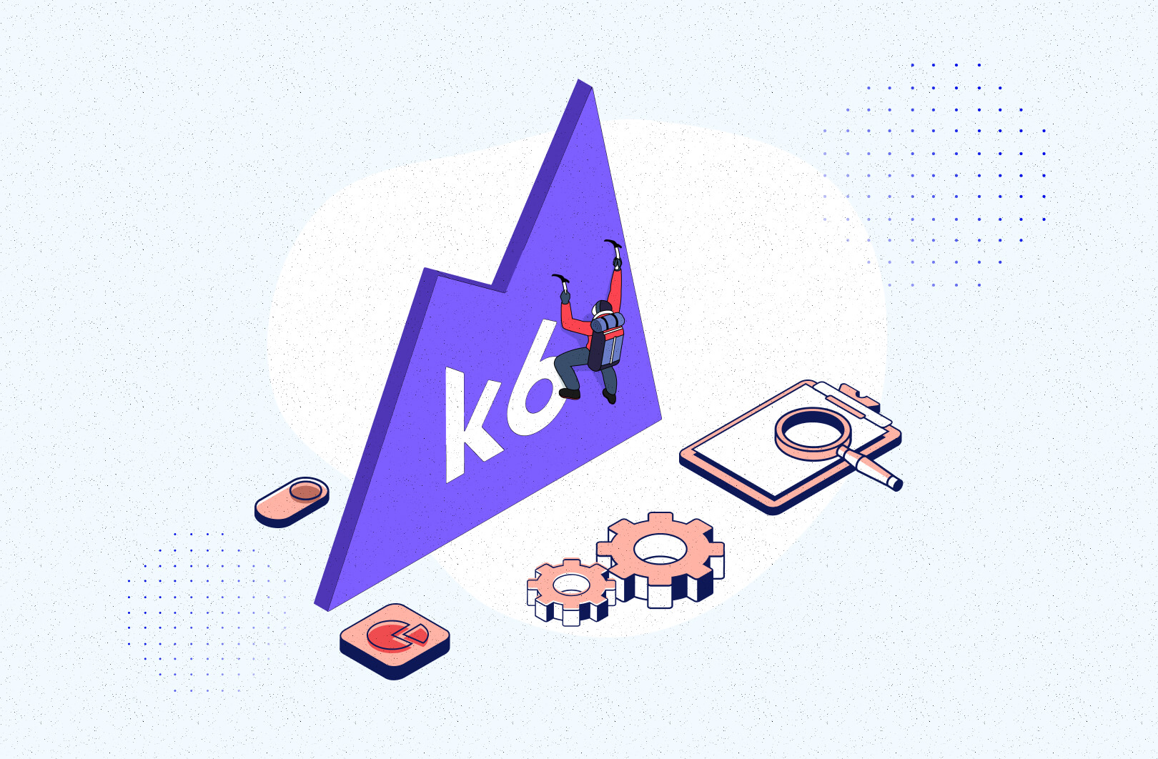 How to do performance testing using the k6 tool? Prepare and implement like an absolute pro