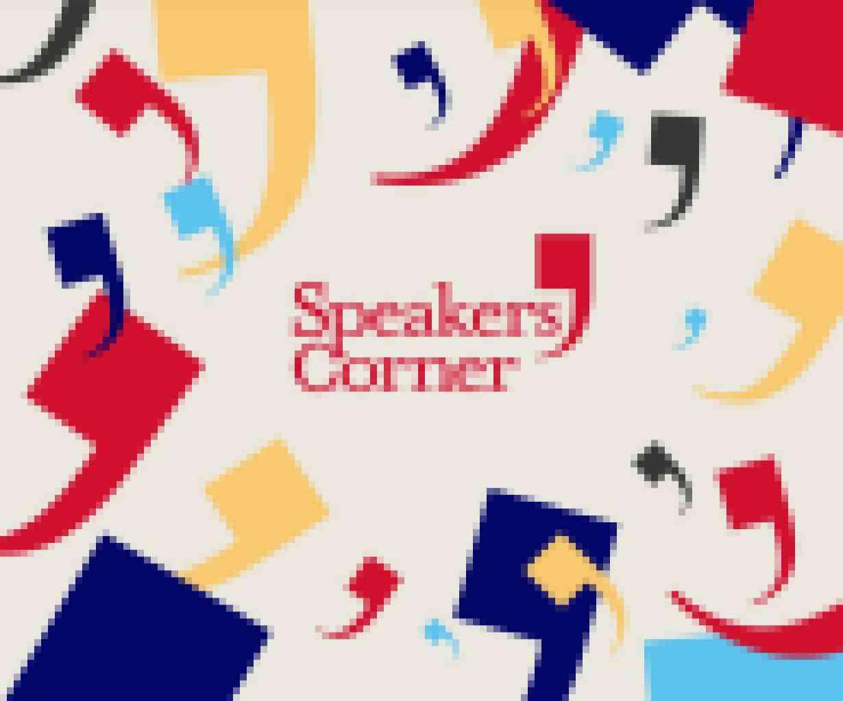 Speakers Corner logo