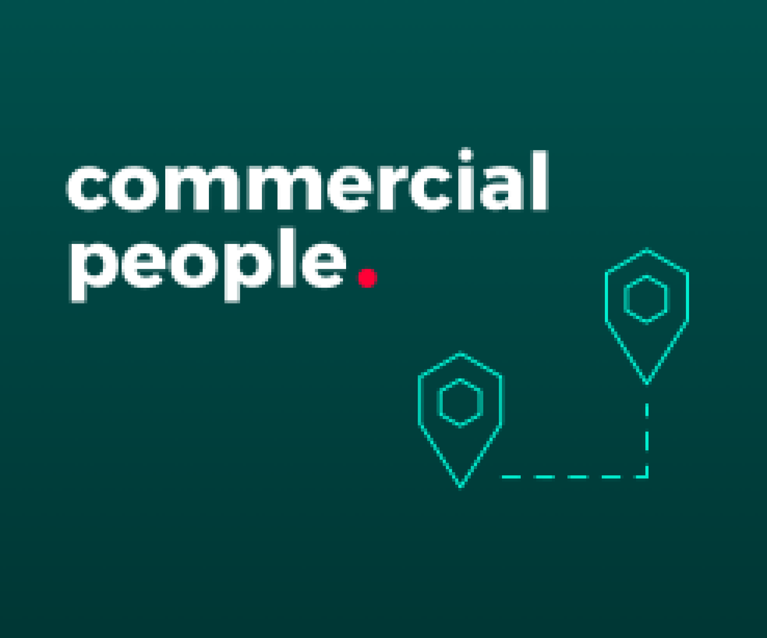 Commercial People logo
