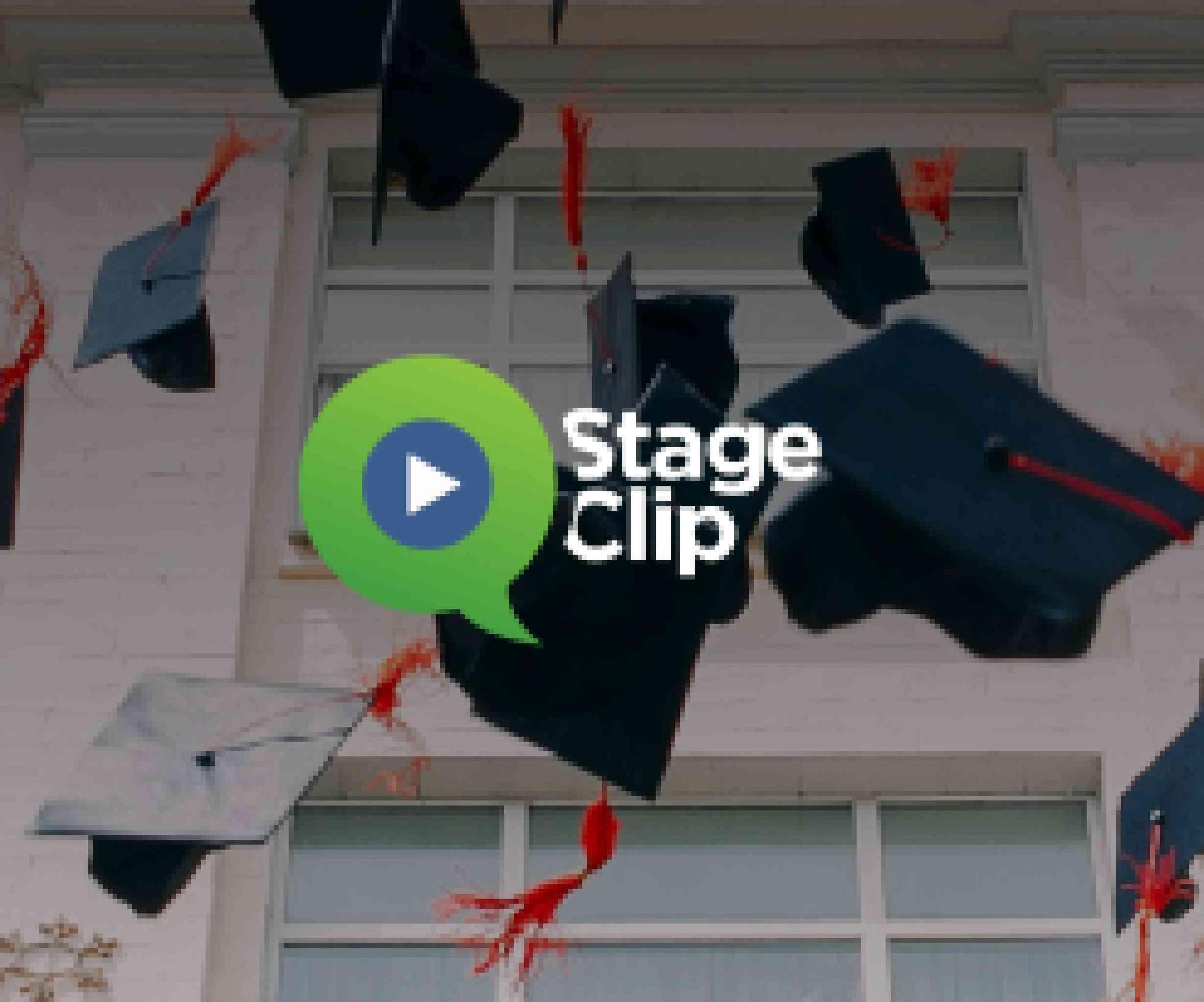 StageClip logo